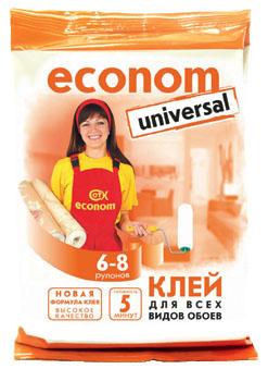 Клей для обоев Econom